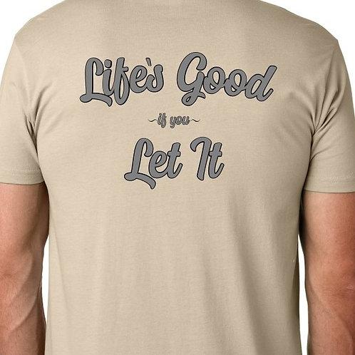 Tan Donation T-Shirt