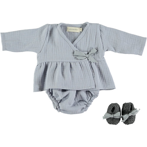 OUTFIT 2 BASICS MUSELINE