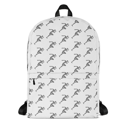Aiga Bag [White/Patterned]