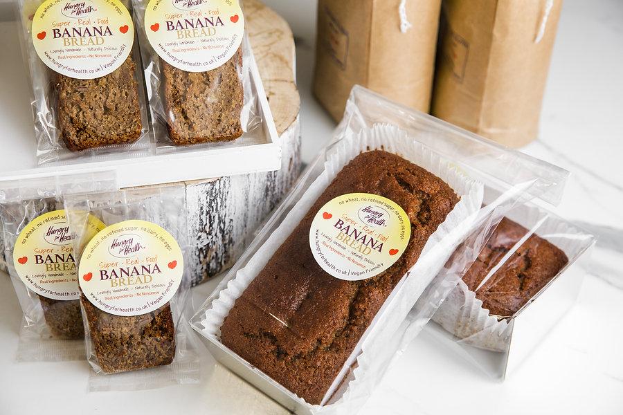 Hungry for health banana bread collectio