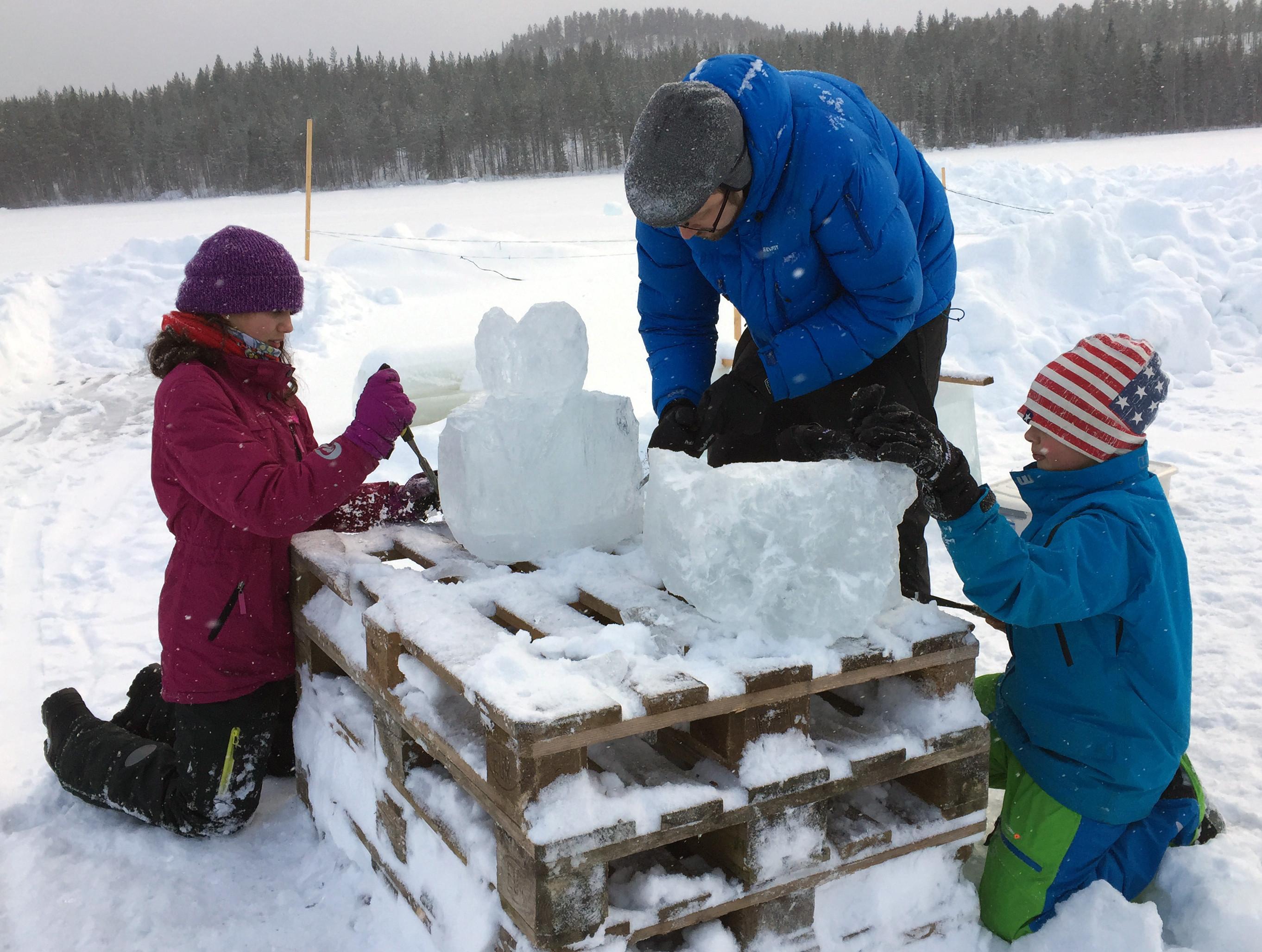 Arctic Family day