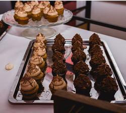 Cupcakes Crème de marrons et chocolat