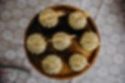 Cupcakes Pesto Parmesan