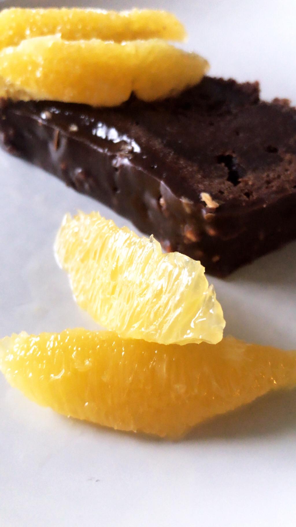 Chocolat l Suprêmes d'orange