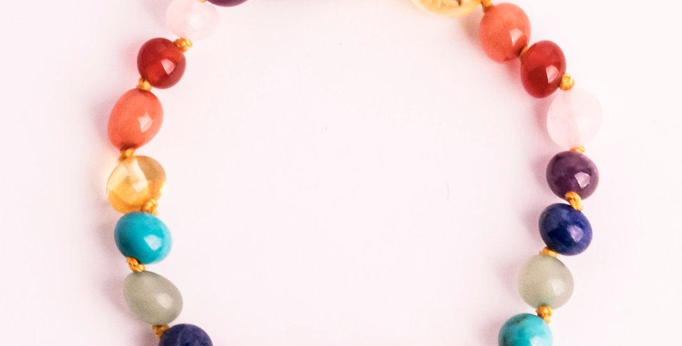 Pulsera Multicolor - bracelet multicolor