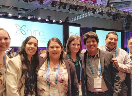 """NSNA CONVENTION – """"What's in it for you?"""" BY: Chelsea Velick"""
