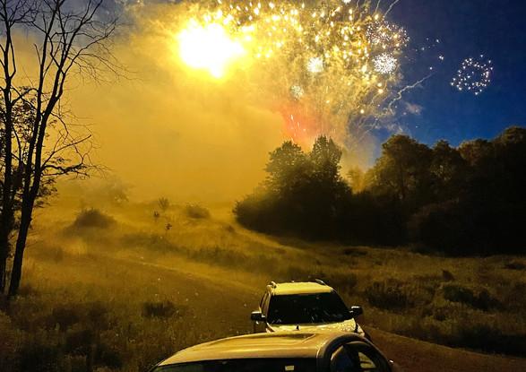 American Sunset, 2021