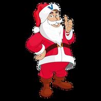 Víctor Vite Santa Claus