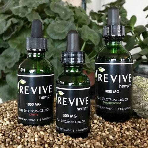 Revive Hemp CBD 2500 mg