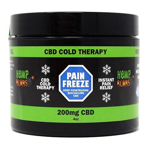 Hemp Bombs Pain Freeze 200 mg