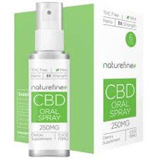 Natrue Fine CBD Oral Spray 250 mg