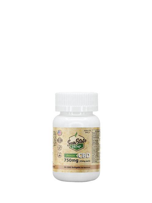 Sunstate 750 mg Gel Caps Full Spectrum