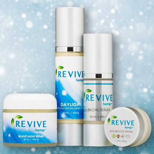 Revive Hemp CBD Skin Line