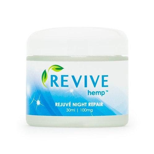 Revive Hemp Rejuve Night Repair 100 mg CBD