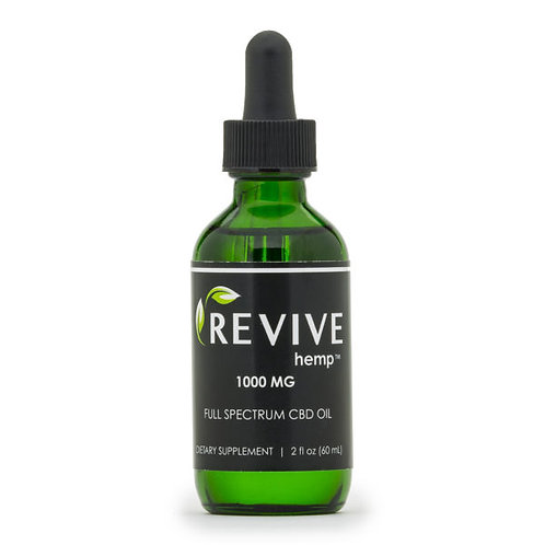 Revive Hemp CBD 1000 mg