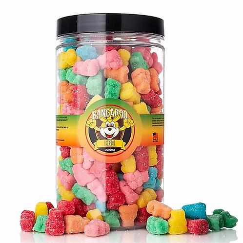 Kangaroo 2000 mg CBD Gummy