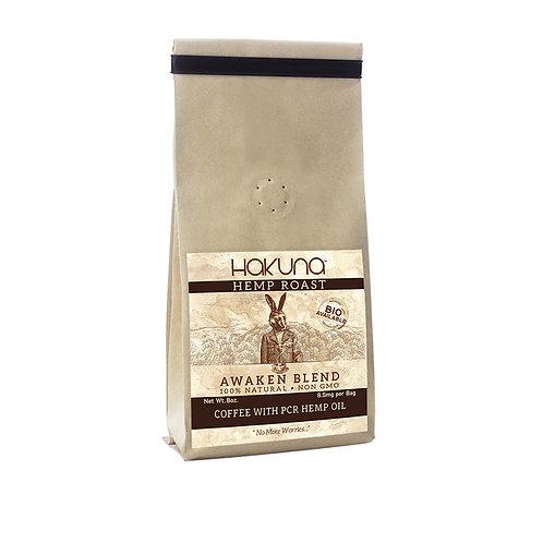 Hakuna Hemp Roast Coffee 85 mg CBD