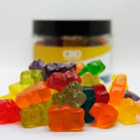 GoldLine CBD Gummy Bears 1500mg