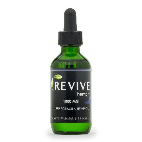 Revive Hemp Sleep 1000 mg CBD W/ Melatonin