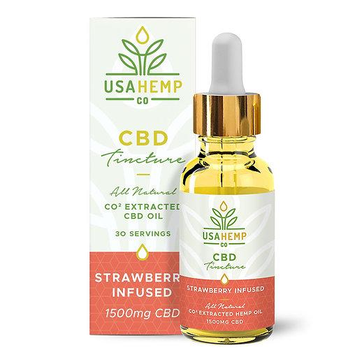 USA Hemp CBD 1500 mg