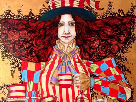 Artist Interview: Leticia Banegas – Magical Realism Painter