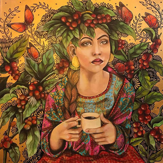 Reina del Café