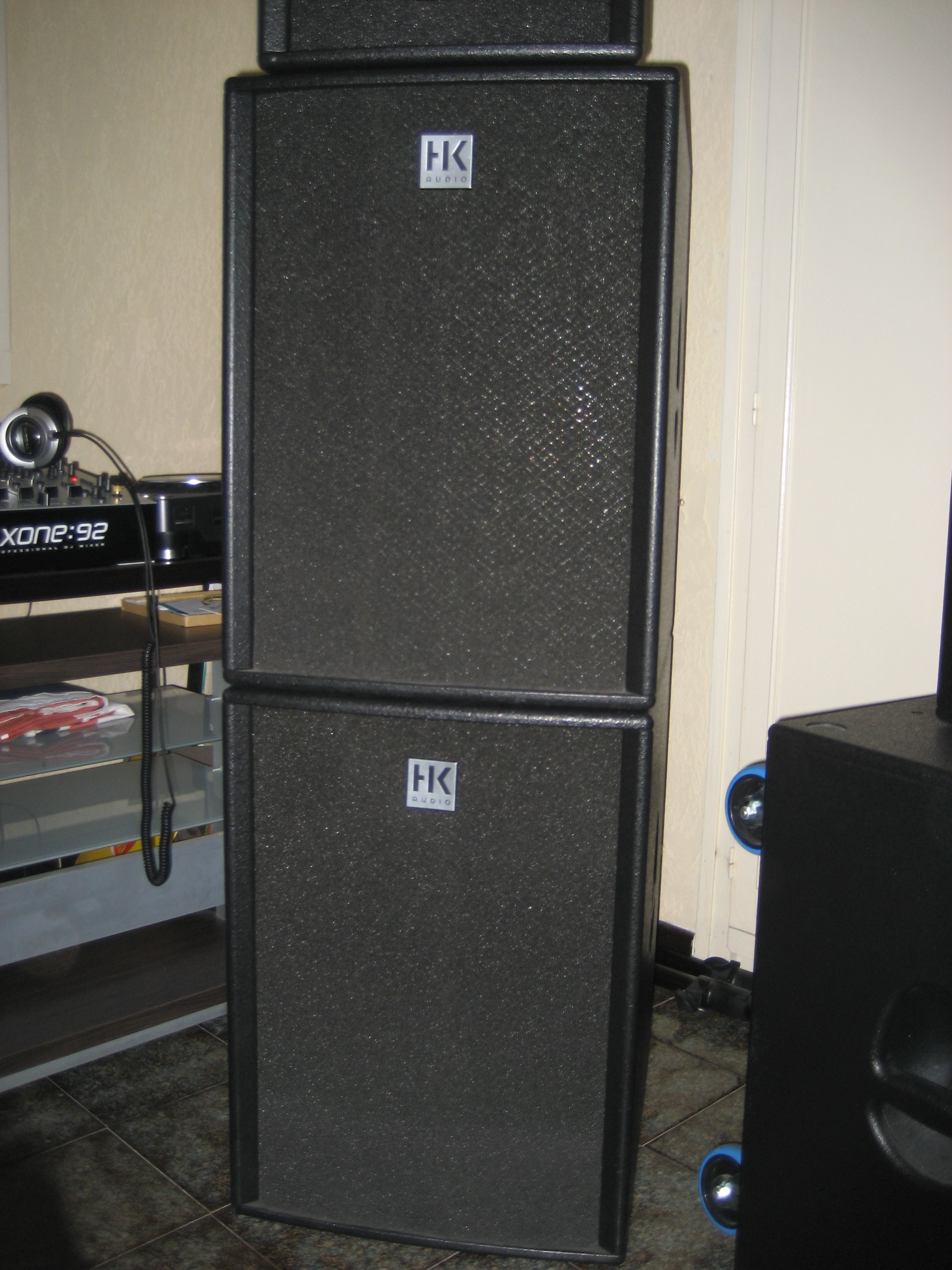 HK Audio Actor DX 3200 watts rms