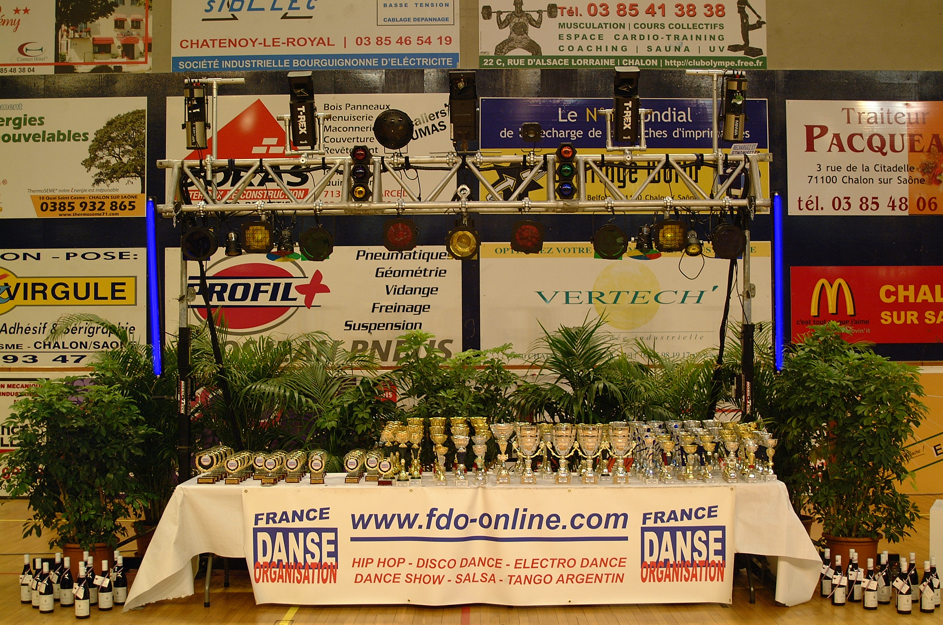 Coupe de France de Danse 2009