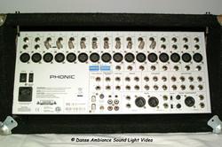 Phonic Helix Board 24 Fire Wire