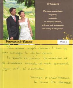 Véronique et Vincent