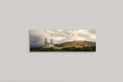 "Manti Temple Acrylic Pro 36""x12"""