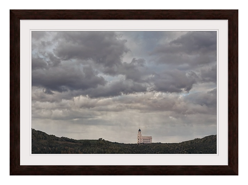 "Cedar City Fine Art Framed 30""x20"""