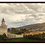 "Thumbnail: Manti Temple Canvas in Floating Frame 60""x20"""