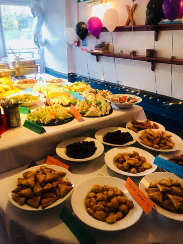 We can cater to all your buffet needs!