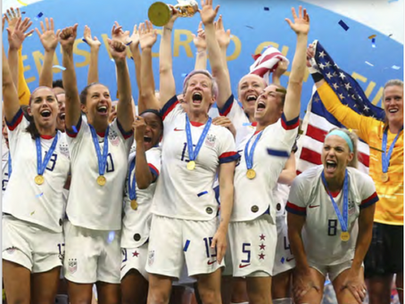 Coaching resources from the France 2019 WWC