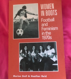 Coming soon... women's football book club