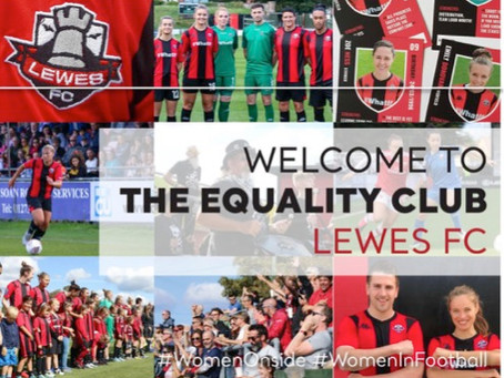 Lewes - the equality club