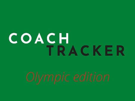 Coach Tracker - Olympic edition