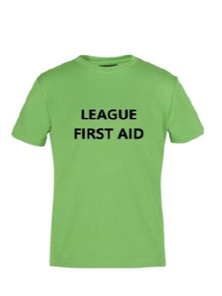League First Aid Trainer Shirt