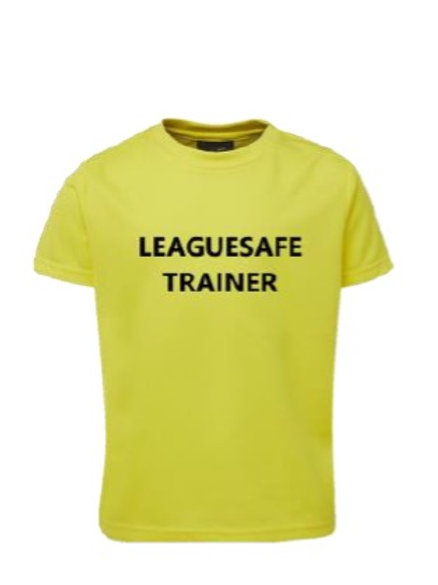 LeagueSafe Trainer Shirt