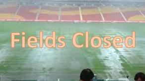 Field Closures 02/05/2021