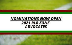 RLB Zone Advocate Nominations