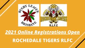 Online Registrations Open - Rochedale Tigers RLFC
