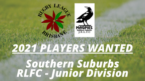 PLAYERS WANTED: Southern Suburbs RLFC