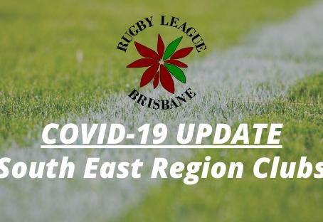 UPDATE -QRL SEQ Region COVID 19
