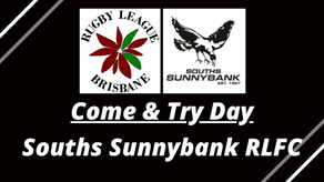 Come & Try Day: Souths Sunnybank