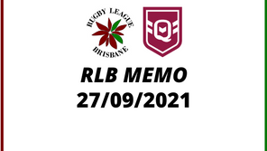 RLB MEMO - Christine McGlinn Resignation Notice