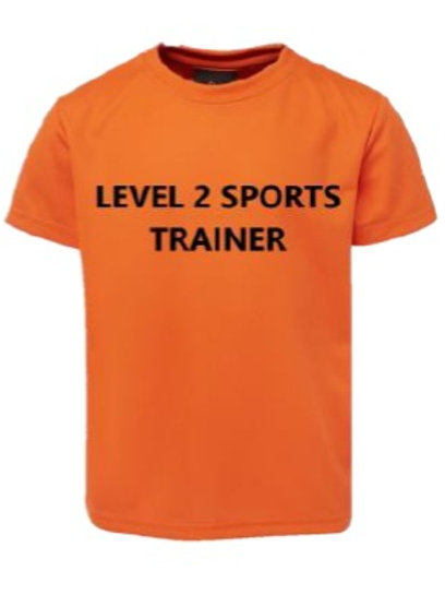 Sports Trainer Level 2 Shirt