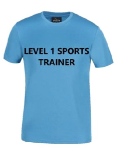 Sports Trainer Level 1 Shirt