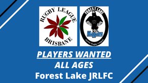 PLAYERS WANTED - Forest Lake JRLFC